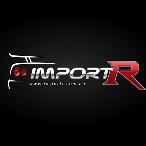 Japanese Performance Vehicle Import business needs a identity!