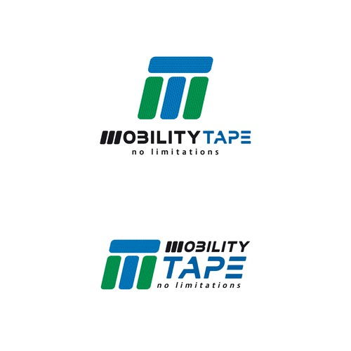 Logo redesign for www.mobilitytape.com