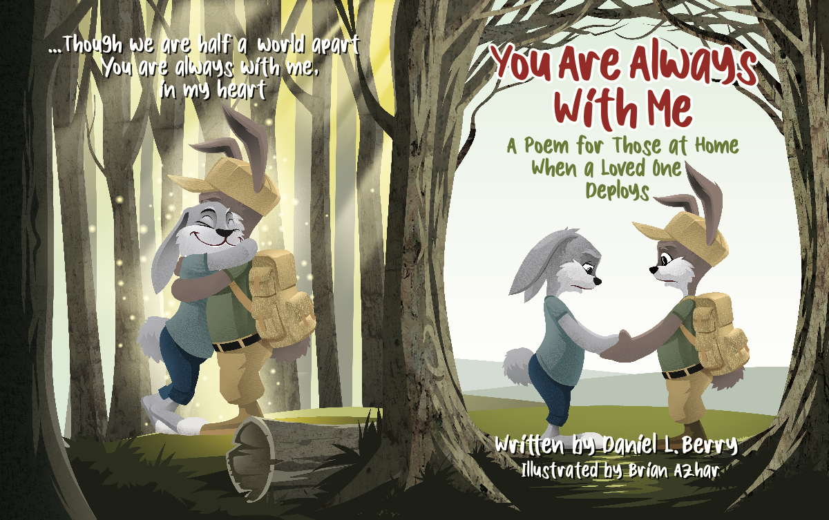 You Are Always With Me - Book Illustrations