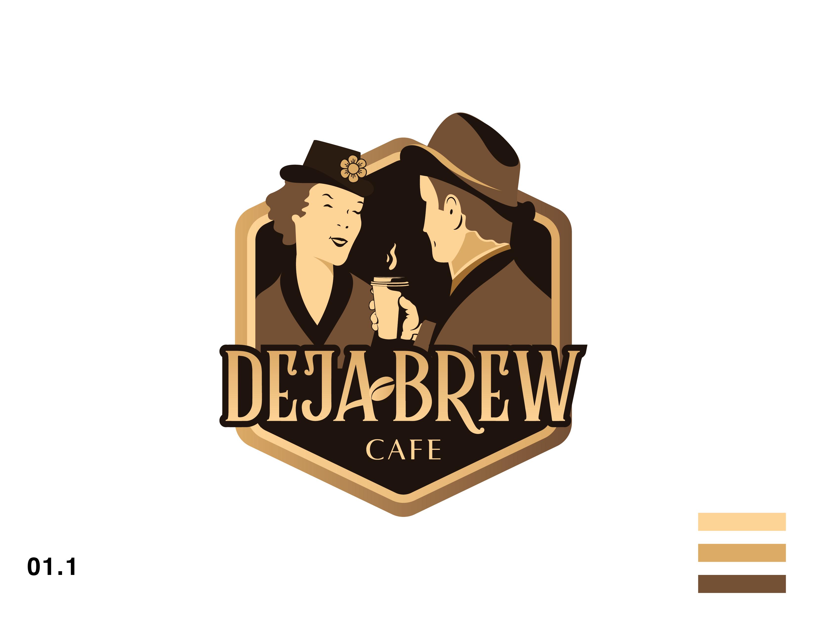 Deja Brew Cafe