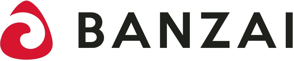 Design wave logo for on-demand sales startup Banzai