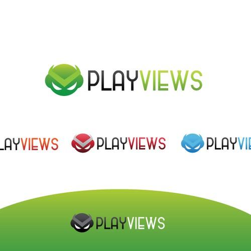 Playviews needs a new logo