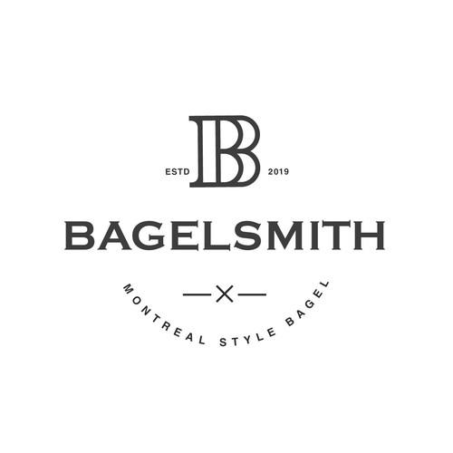 BAGELSMITH LOGO DESIGN