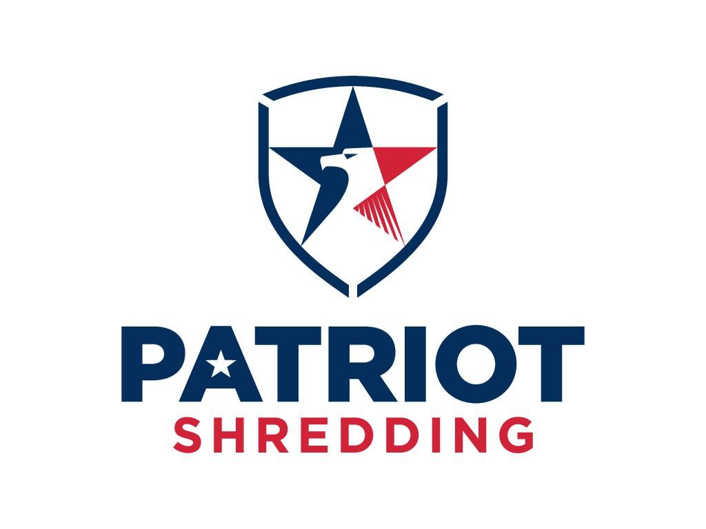 New modern logo for data destruction company