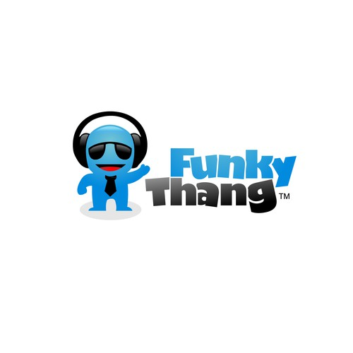 Help Funky Thang with a new logo