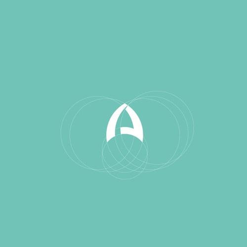 simple letter logo