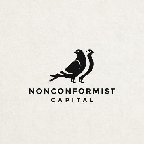 NONCONFORMIST CAPITAL logo design