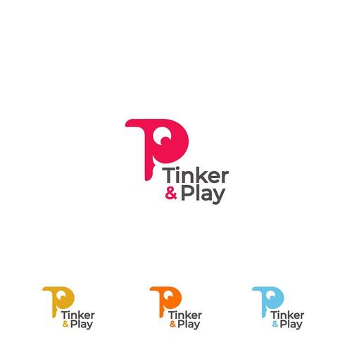 Tinker & Play Logo