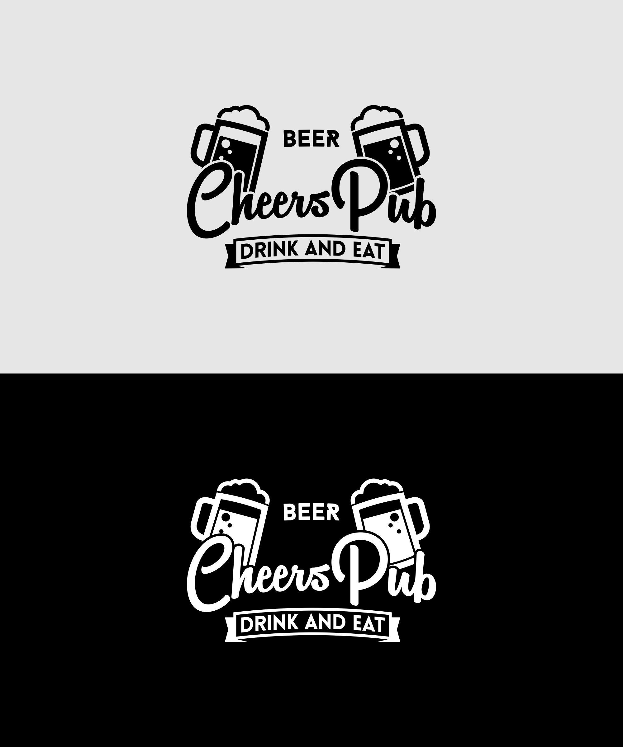 Need a creative logo for a new Pub in Paris !!!