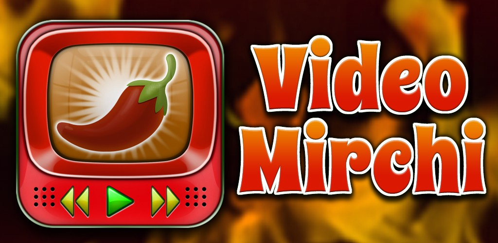 Create Android App Icon/Logo for Video Mirchi