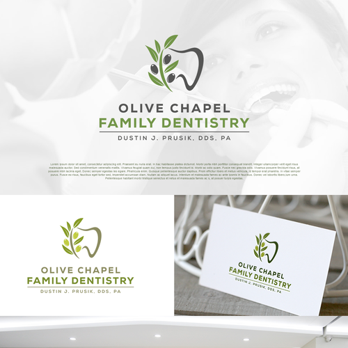 Logo for Olive Chapel Family Dentistry