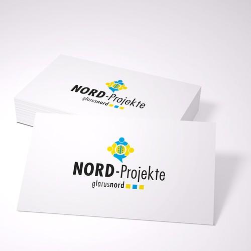 Nord-Projekte Logo