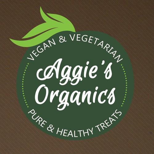 Aggie's Organics seeking awesome logo please :)