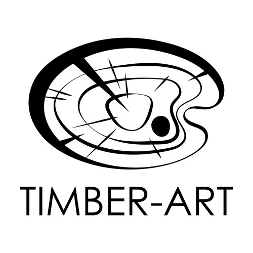 Wood Art Logo Design