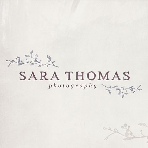 logo for Sara Thomas Photography