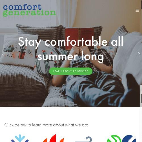 Comfort Generation