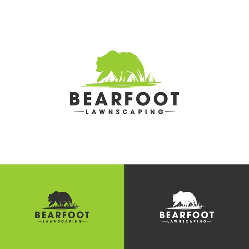 Bearfoot Lawnscaping is a landscaping, lawn mowing, and yard design company that caters to upper middle class neighborhoods that are looking for a comfortable and hassle-free lawn that you can sink your toes into.