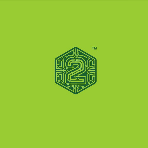 Urge 2 Code logo concept