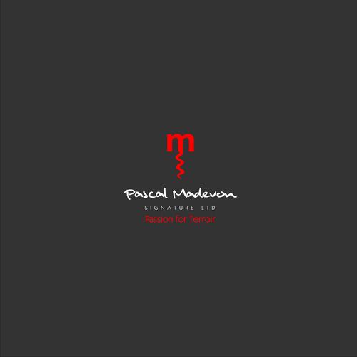 Pascal Madevon Signature Logo (Winner)