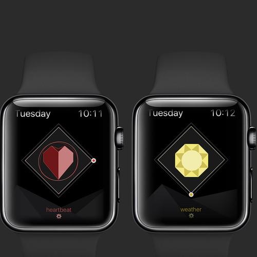 apple watch weather app