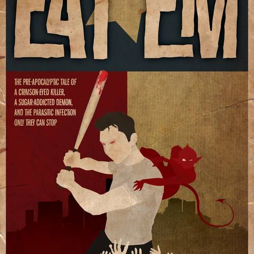 Cover needed to showcase Dystopian novel!