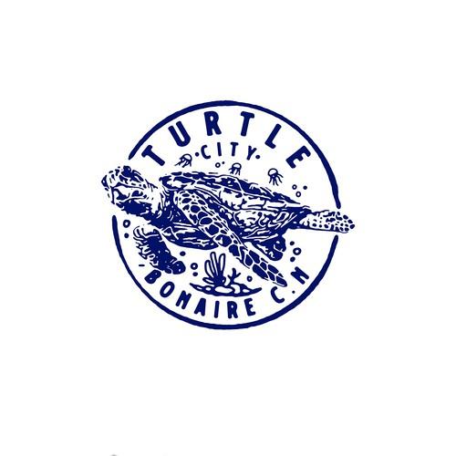 Turtle handmade design