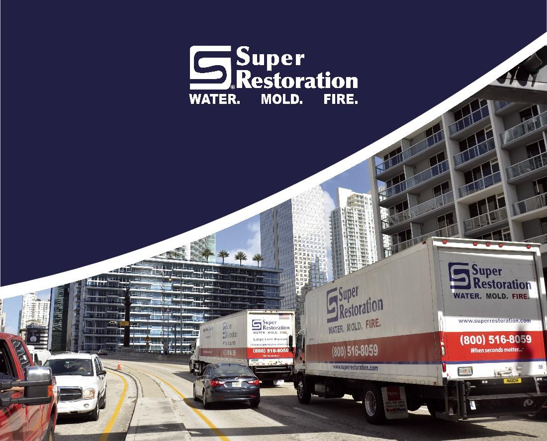 Super Restoration needs a SUPER tradeshow booth