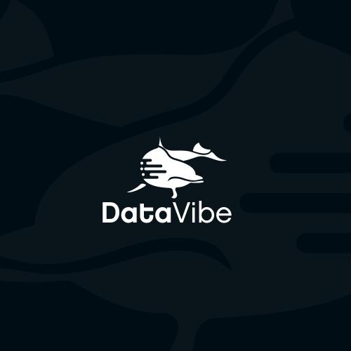 logo design for DataVibe