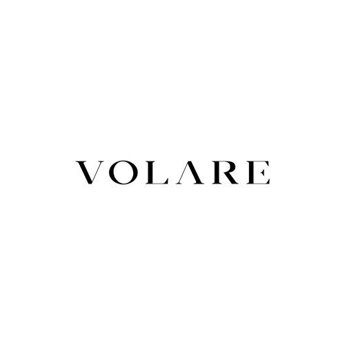 Modern Serif Wordmark Logo