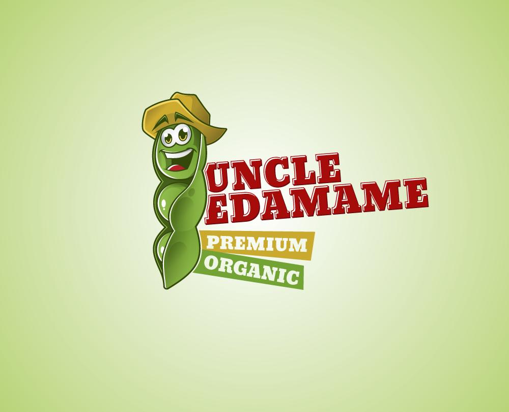 New logo for trendy Edamame Company