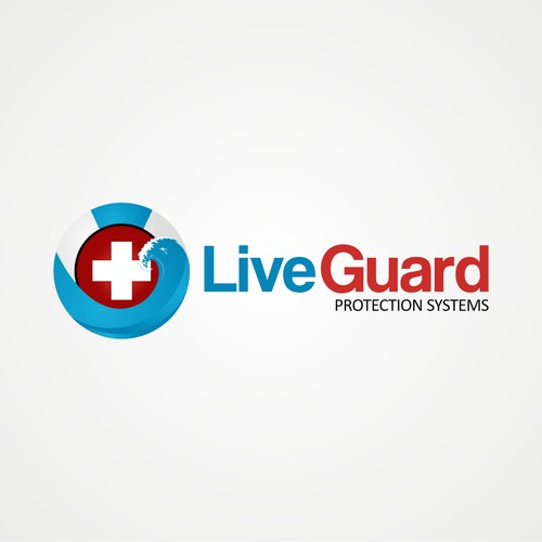 Logo for Live Guard