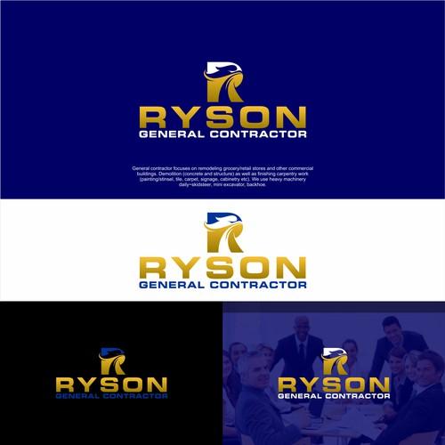 Create Unique R Logo for General Contractor