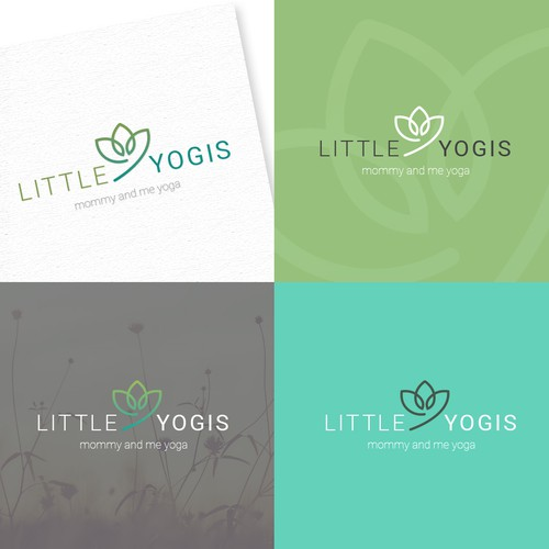 Logo Yoga Studio