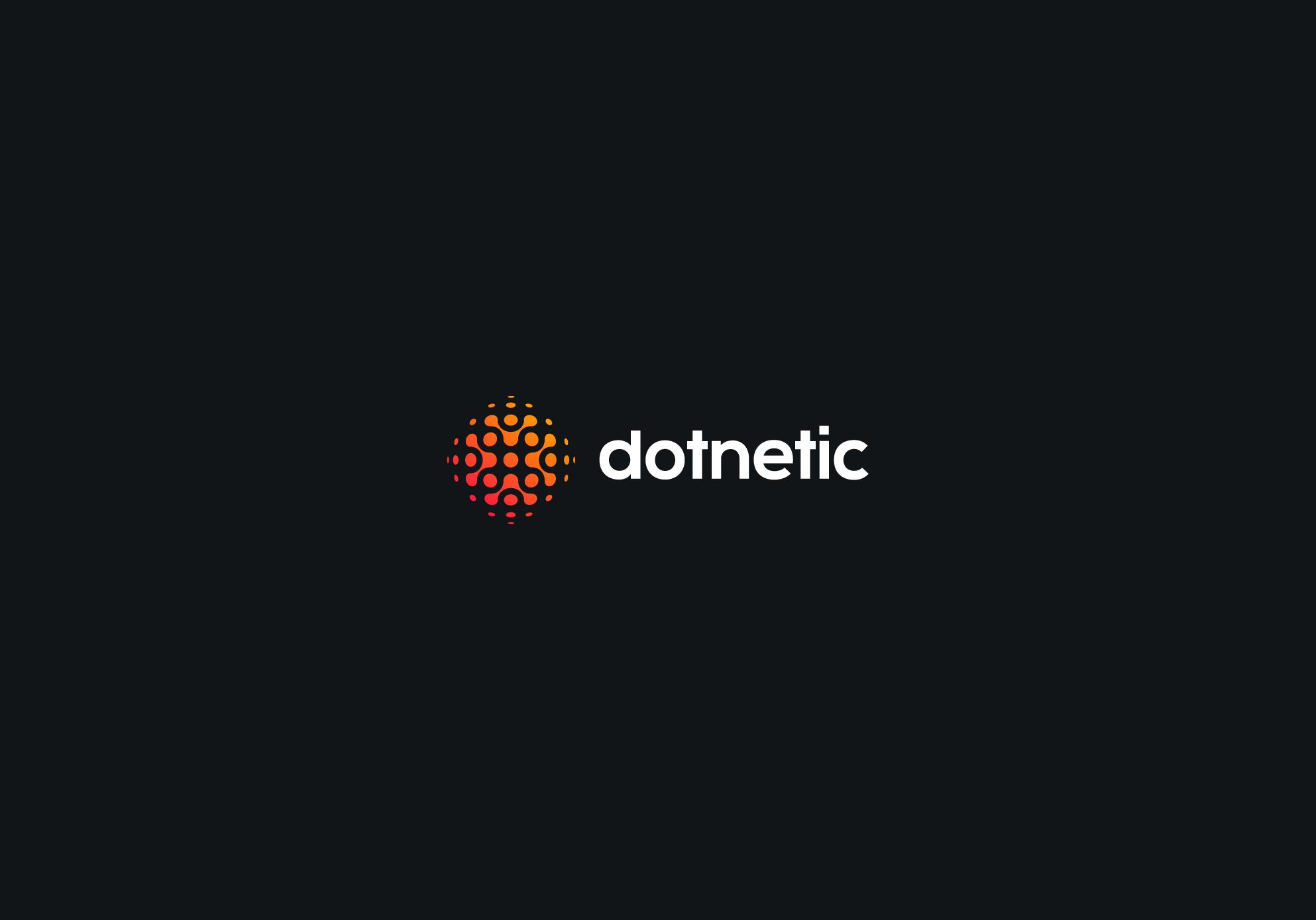 Logo Design for dotnetic
