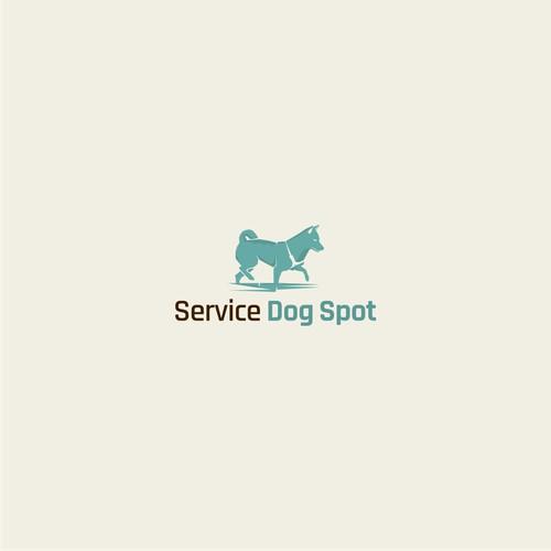 service dog spot