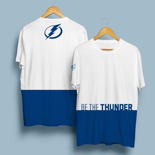 T Shirt Be The Thunder
