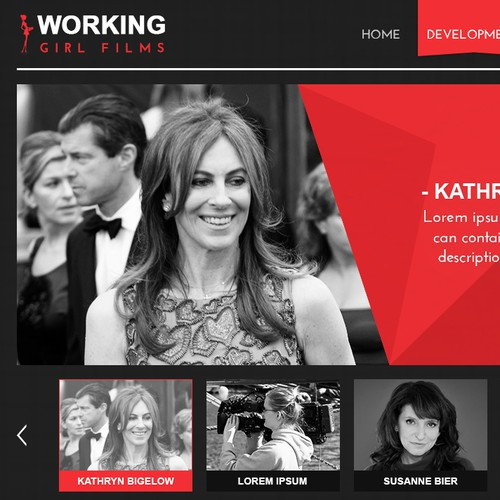 Hollywood Production Company Focusing on Promoting Female Filmmakers -- Working Girl Films