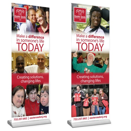Easterseals NJ Vertical banner