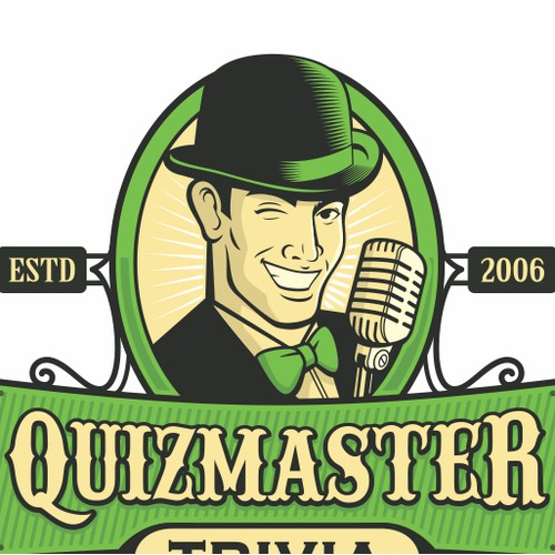 A new logo for Quizmaster Trivia