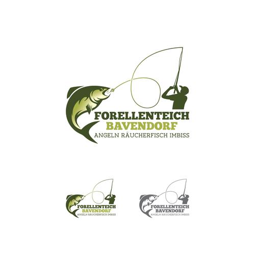 Forellenteich Bavendorf Logo