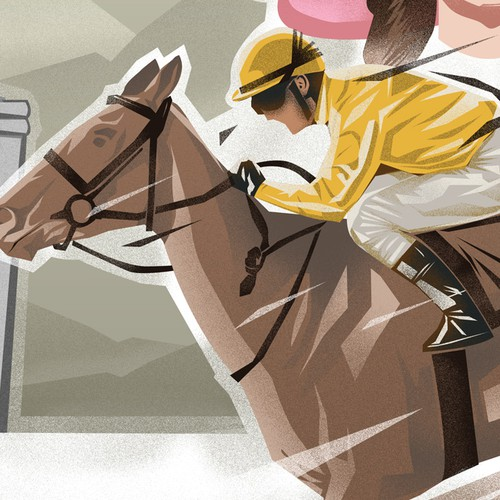 Derby Day Poster