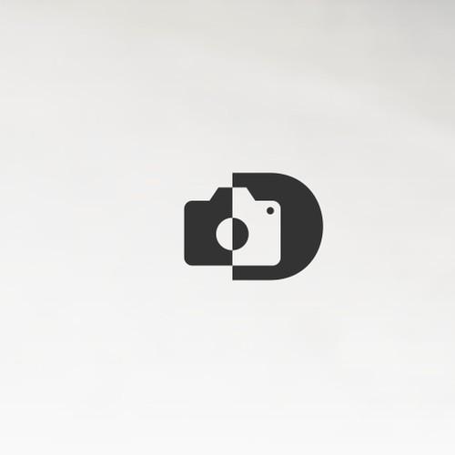 d camera logo