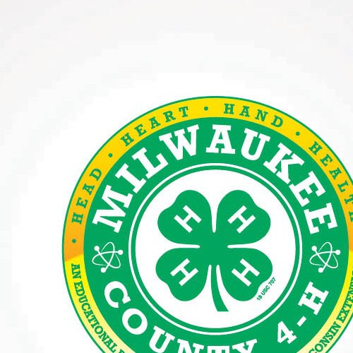 Milwaukee County 4-H Logo