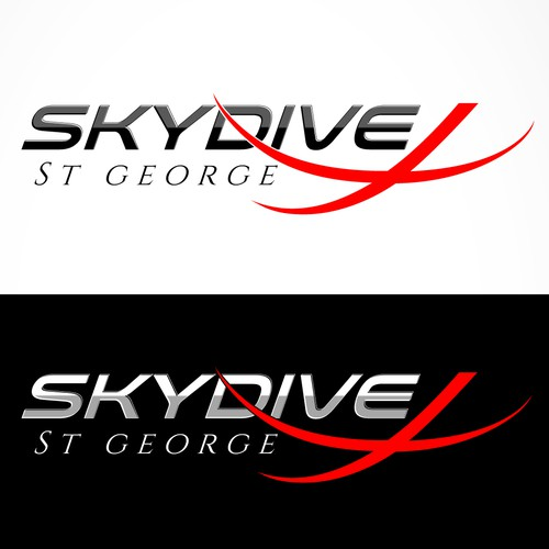 Skydive St George, a designers dream!