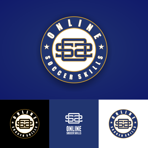 Logo for Online Soccer Skills