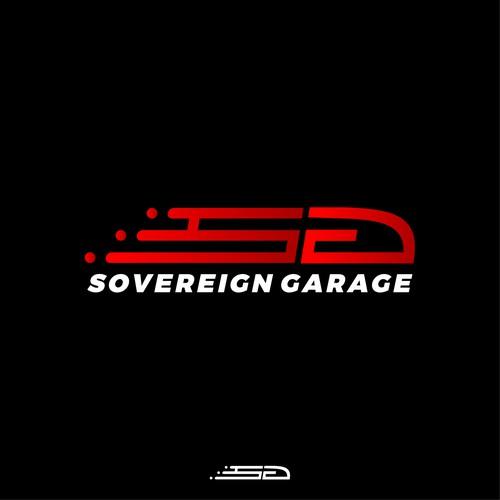Racing Garage Logos