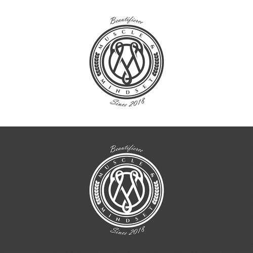 Muscle & Mindset - Logo Entry