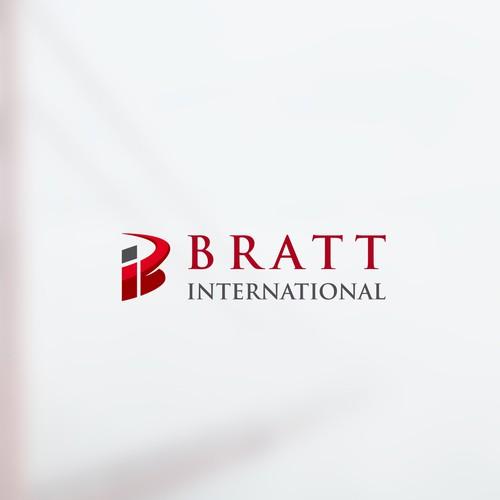 Logo concept for Bratt International