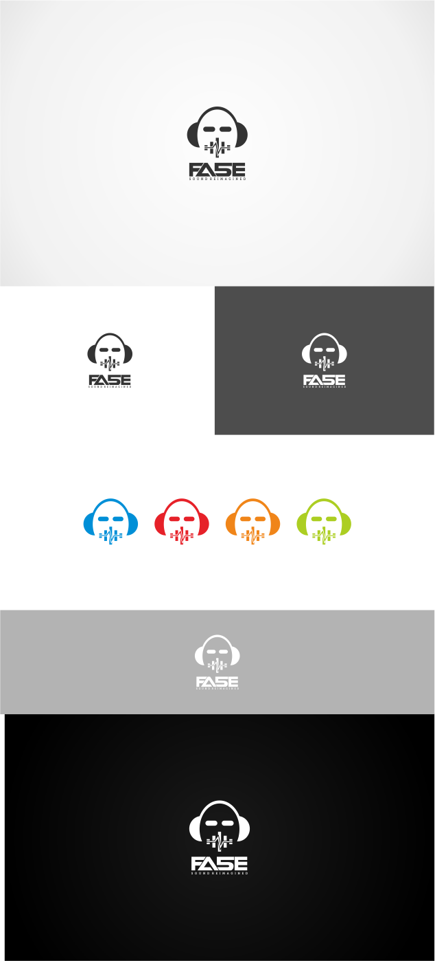 Create a killer logo for a audio production company