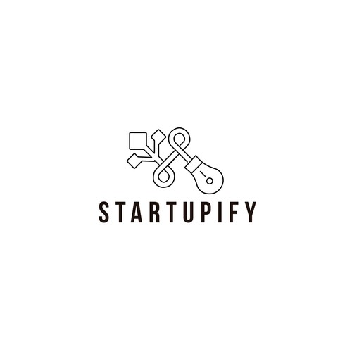 Logo for startupify